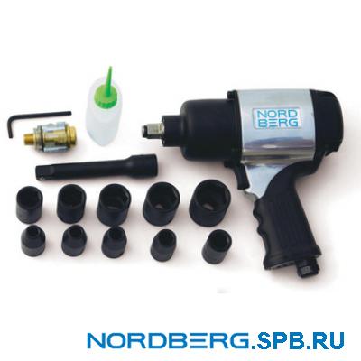 Пневмогайковерт Nordberg IT 250KIT