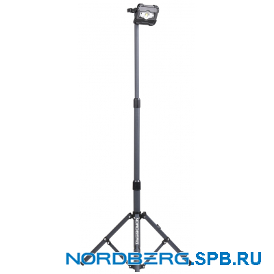 Лампа светодиодная аккумуляторная Nordberg 1911