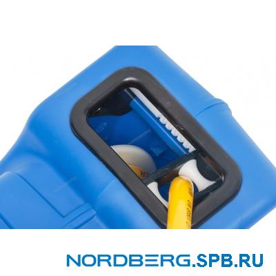 Шланг на самоскручивающейся катушке Nordberg 2115-10