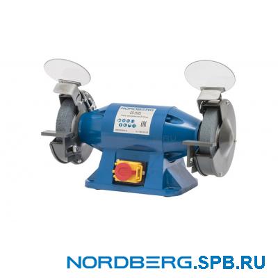 Точило электрическое Ø150 Nordberg EG1505
