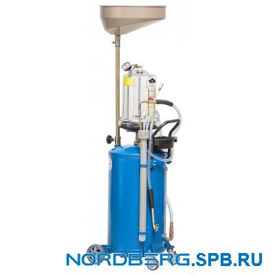 Установка для замены масла Nordberg 2379