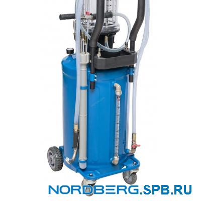 Установка для замены масла Nordberg 2380