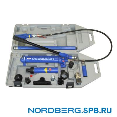 Растяжка рихтовочная, усилие 10 т Nordberg N3810