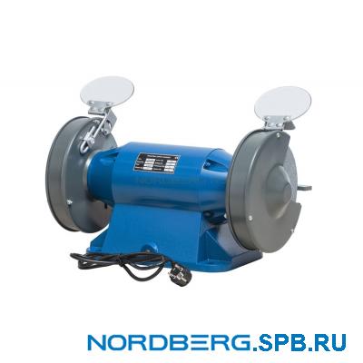 Точило электрическое Ø200 Nordberg EG2009