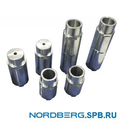 Комплект проставок металические (4+4) для подъемников N4123