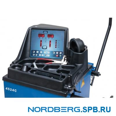 Балансировочный станок Nordberg 4524C, полуавтомат