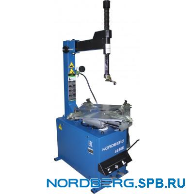 Шиномонтажный полуавтоматический станок Nordberg 4638E