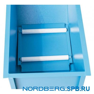 Ванна для проверки автомобильных шин и камер Nordberg