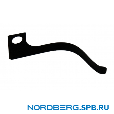 Пружина левая 320 6000237 для станков Nordberg 4638, 4639,5ID