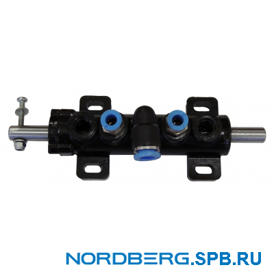 Клапан педального узла 6000245 для станков Nordberg 4638