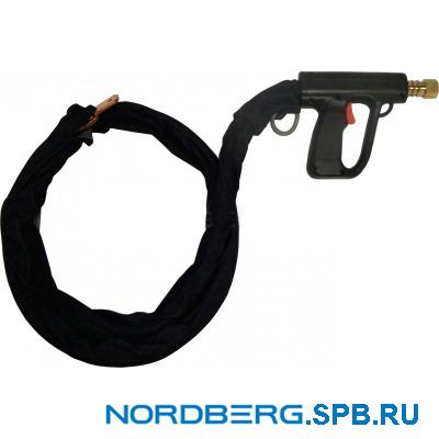 Пистолет с рукавом в сборе для сварки Nordberg WS10