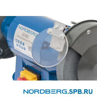 Точило электрическое Ø175 Nordberg EG1805