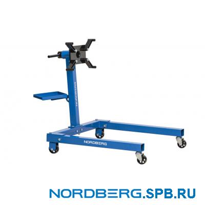 Стенд (Кантователь) для ремонта двигателя, 570 кг Nordberg N30057