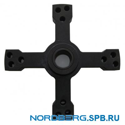 Универсальный адаптер 5 лучевой + 4 лучевой (комплект) Nordberg B-P.02.20.00