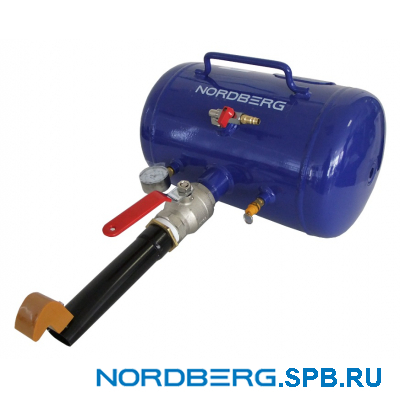Бустер, объем 19 л Nordberg CH-5