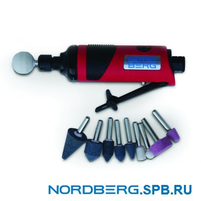 Пневмобурмашинка Nordberg G210KIT