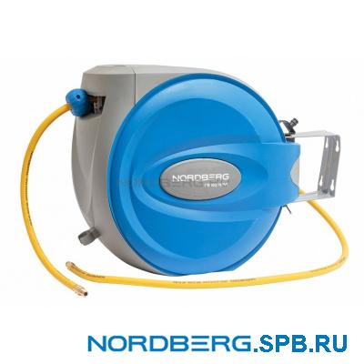 Шланг на самоскручивающейся катушке Nordberg HR1030HPVC