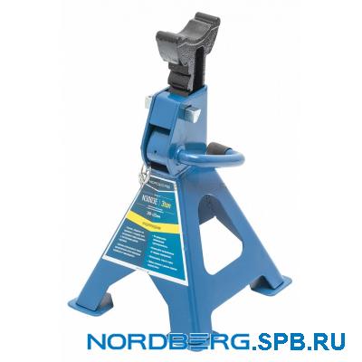 Стойка механическая под авто, 3 тонны Nordberg N3003E