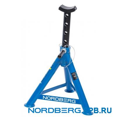 Стойка механическая под авто, 8 тонн Nordberg N3008
