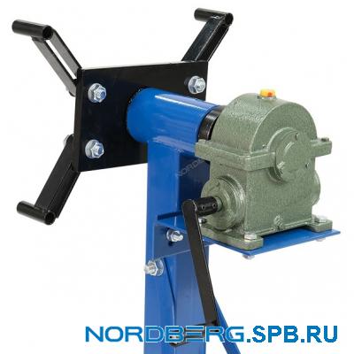 Стенд для ремонта двигателя с редуктором 900 кг Nordberg N3009R