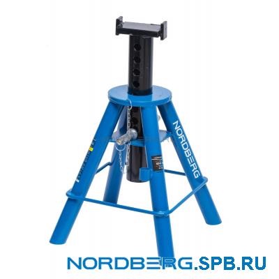 Стойка механическая под авто, 10 тонн Nordberg N3010