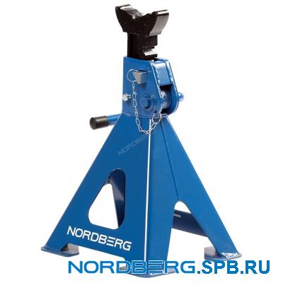 Стойка механическая под авто, 12 тонн Nordberg N3012E