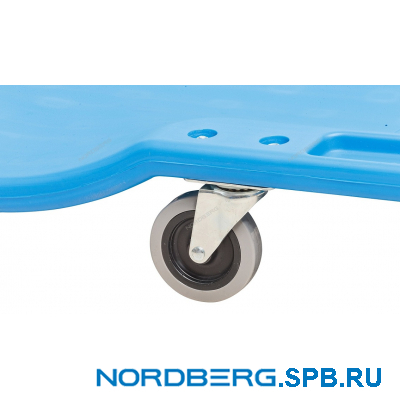 Лежак пластиковый Nordberg N30C5