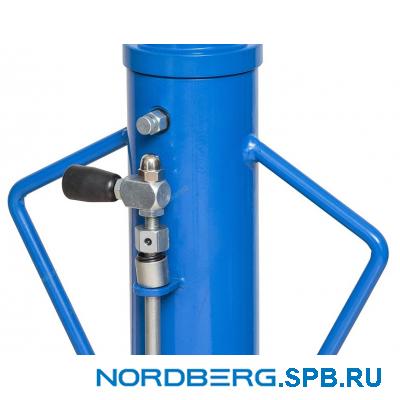 Стойка трансмиссионная гидравлическая Nordberg N3410