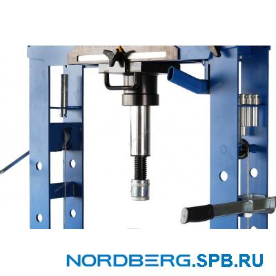 Пресс гидравлический, усилие 20 тонн Nordberg N3520 PRO