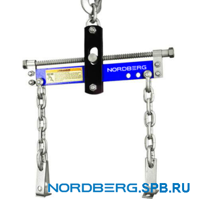 Траверса для гидравлического крана, 680 кг Nordberg N37S