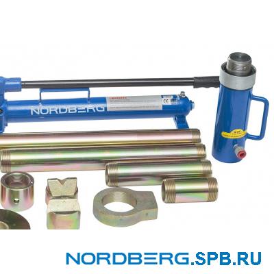 Растяжка рихтовочная, усилие 20 т Nordberg N3820