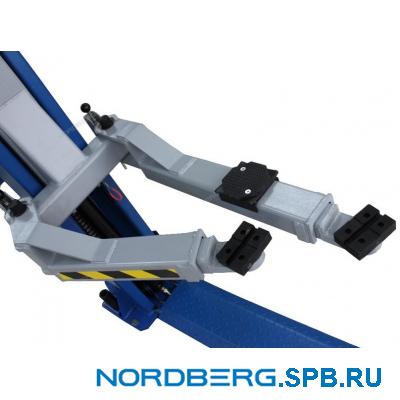 Подъемник двухстоечный 4 тонны Nordberg N4120A-4T