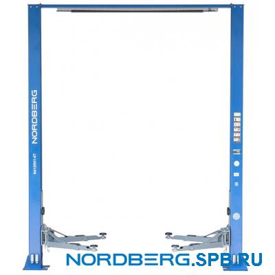 Подъемник двухстоечный 4 тонны Nordberg N4120H1-4T