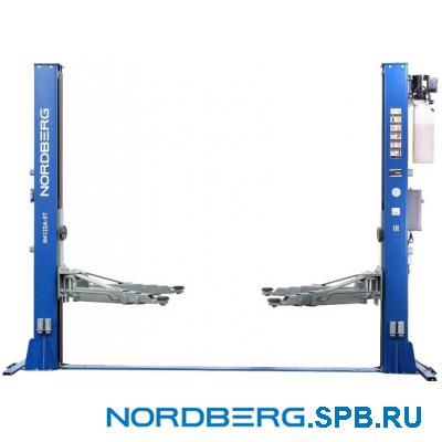 Подъемник двухстоечный 5 тонн Nordberg N4122A-5T
