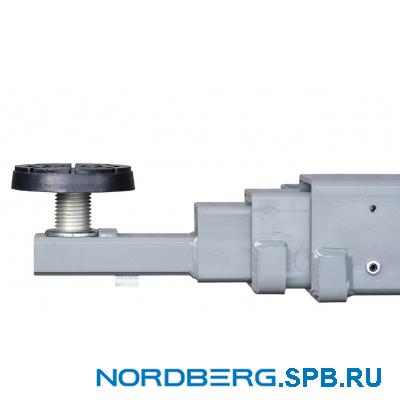Подъемник двухстоечный г/п 5 тонн N4122H-5T