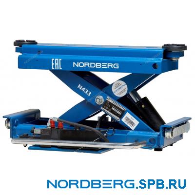 Траверса гидравлическая 3 тонны Nordberg N433