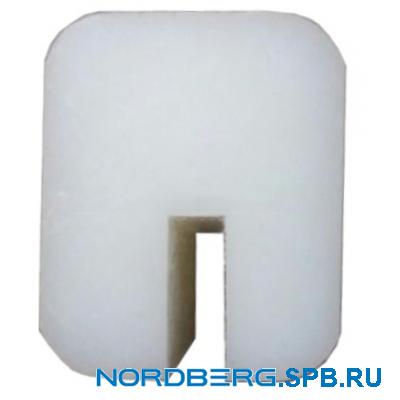 ВСТАВКА пластик для подъемника Nordberg 4120A old