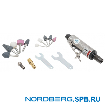 Пневмобормашинка в кейсе Nordberg NP3025K