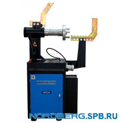 Стенд для правки литых дисков Nordberg NRS24