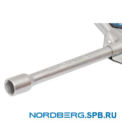 Ключ баллонный крестовой Nordberg NT1721