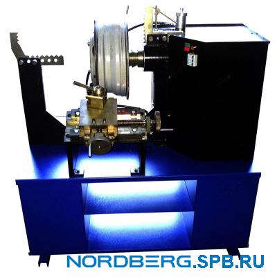 Стенд для правки литых дисков с электрической гидравликой Nordberg 21LE