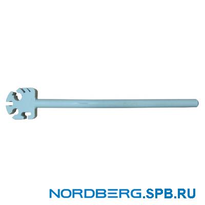Ключ рихтовочный пазовый Nordberg КРД-2