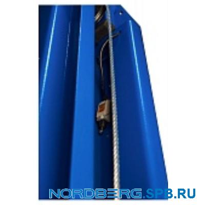 Подъемник двухстоечный 4,5 тонны Nordberg N4123A-4,5T_E