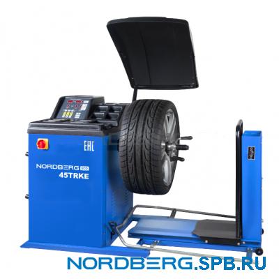 Балансировочный станок для грузовых авто Nordberg 45TRKE