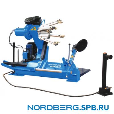 Шиномонтажный станок для грузовых автомобилей Nordberg 46TRKE42