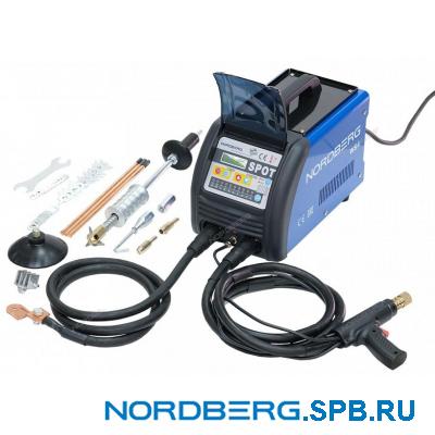 Аппарат точечной сварки Nordberg WS4 (220В)
