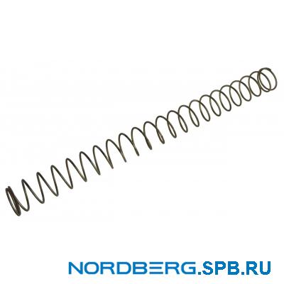 Пружина рабочей головки 5502051 для станков Nordberg
