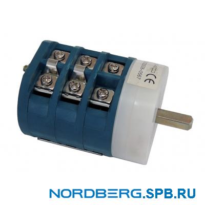 Пакетный переключатель 5010055 для станков Nordberg 4638, 4639,5ID