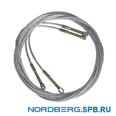 Трос для подъемника Nordberg 4120A-4T