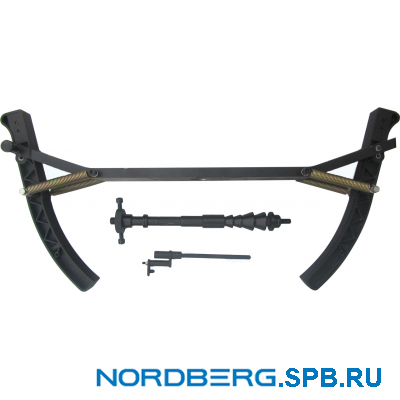 Адаптер для мотоциклетных колес Nordberg 6008839